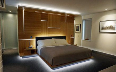 led strip for bedroom
