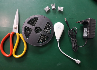prepare insatllation for led strip