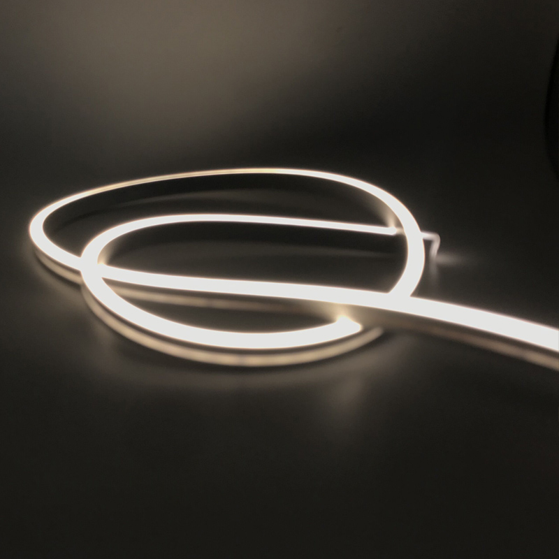 Small Size 6*12mm Side View Flexible LED Neon Light with 100% Silicone