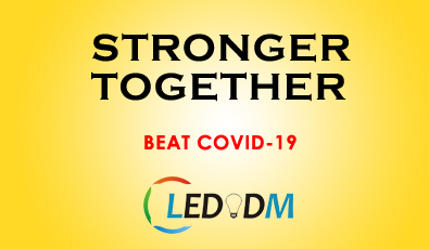 Let's Beat COVID-19 Together!