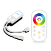 Dimmable RGB RGBW CCT LED Strip Lights RF Touch Controller