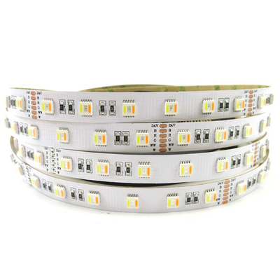 5in1 SMD 5050 RGB+CCT 60LEDs/m Flexible RGBW+WW LED Strip Lights