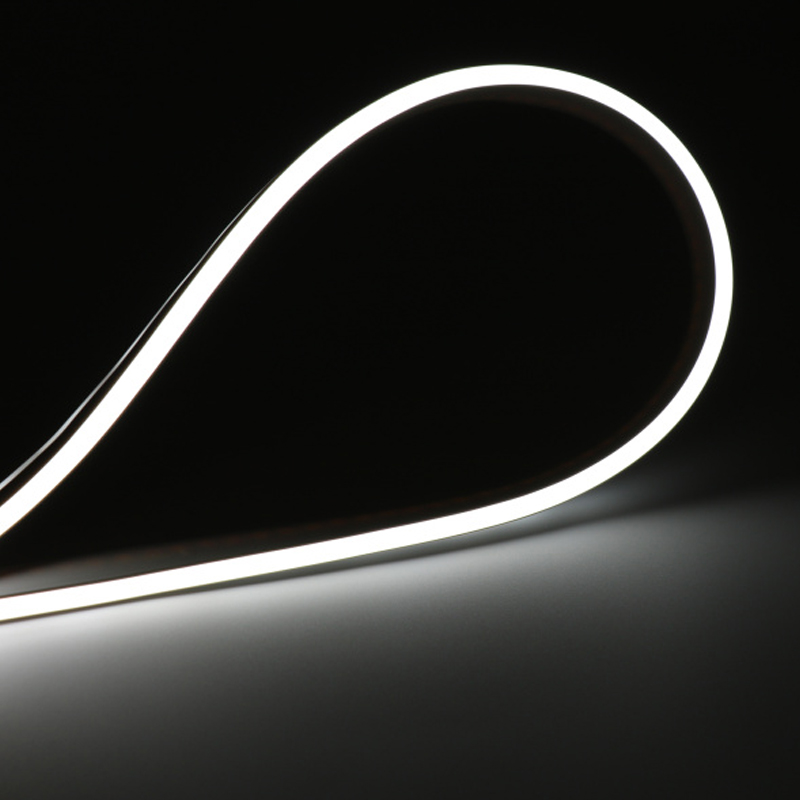 Mini Size 6*12mm Side View Flexible Silicone LED Neon Flex Strip Light